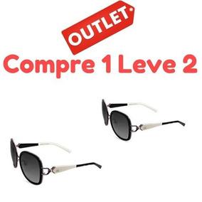 b42875591555f Oculos De Sol Ana Hickman Original Feminino Grife · 2 cores. R  120 49