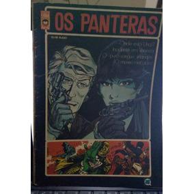 Gibi Especial Nº 5 Os Panteras Rge 1975 Original