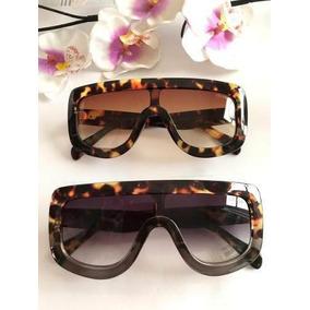 Oculos Celine Réplica De Sol Ray Ban - Óculos no Mercado Livre Brasil 886200ba60