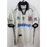 Camisa Corinthians 1998 - Camisa Corinthians Masculina no Mercado ... e4ba278cdb1e2