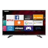Smart Tv 50 Full Hd Usb Hdmi Sanyo Lce50sf8100 Wifi Netflix