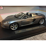 Auto De Coleccion Porsche Carrera Gt Maisto 1:18