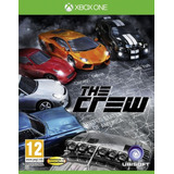 The Crew Xbox One Disco Videojuego Sellado