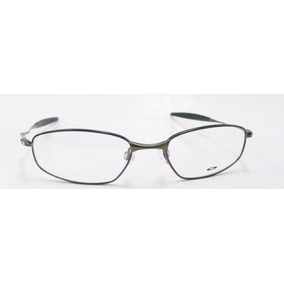 Lentes Oftalmicos Rx Whisker 6b (55) Pewter Oakley