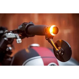 Manubrio Led Moto 2 Colores Direccional 1 Par Led
