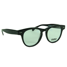 Óculos Evoke Clip On Classic De Grau  Óculos De Sol - Black 6bd43e2bad