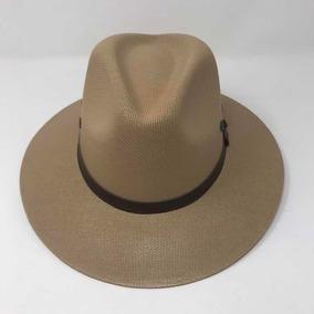 e4f08aa8bb0fc Sombrero Panama Palma - Sombreros Marrón claro en Mercado Libre México