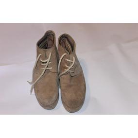 Zapatos Con Plataforma Cerrados De Gamuza - Ropa y Accesorios Piel ... df5d6b20d4b3