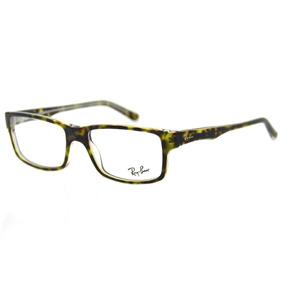 d476857a25b69 Armação De Grau Ray Ban Original Rb5245 5077 52 17 140 - Óculos no ...