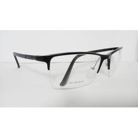 0d38ec783498f Armação Masculina Tamanho 60 Armacoes - Óculos no Mercado Livre Brasil
