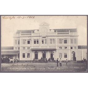 Estação Da Estrada De Ferro - Curitiba - Paraná - 14011922