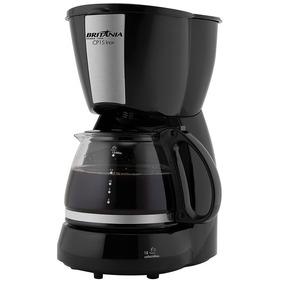 Cafeteira Elétrica Britânia Cp15 Inox 110v