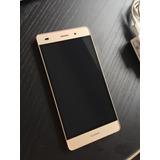 Huawei P8 16gb Dourado - Estado De Novo