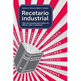 recetario industrial formoso