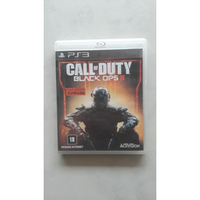 Jogo Call Of Duty Black Ops 3 Ps3