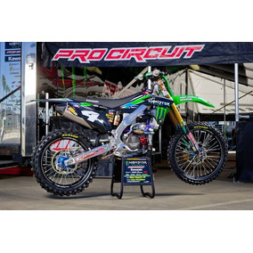 Kit Graficos Monster Energy Pro Cuircuit N Style Kxf 450