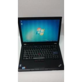 Notebook Lenovo T410 Core I5 2.40ghz 2 Gb Hd 320 + Brinde