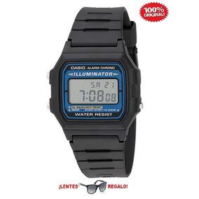 Casio Reloj Hombre F-105 Illuminator Regalo Lentes Oferta 4476bfdbc92d