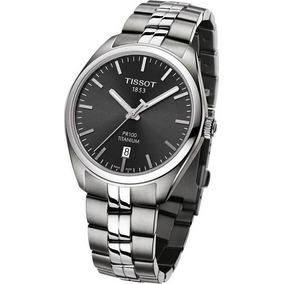 671f66131a4 Relogio Tissot 1853 Pr 100 - Relógios no Mercado Livre Brasil