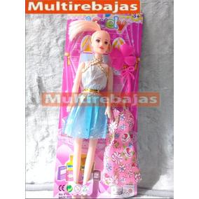 Muñeca Barbie Lovely