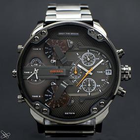 959b092a4657 Reloj Diesel Dz7315 Imitacion - Joyas y Relojes en Mercado Libre México