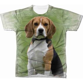 Camiseta Camisa Personalizada Cachorro Dog Cão Beagle 02 05682791d099b
