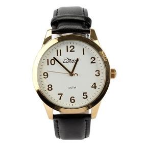 ca4dd1c45bf Relogios Pulseira Couro - Relógio Condor no Mercado Livre Brasil