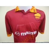 Camisa Roma Totti #10 Itália