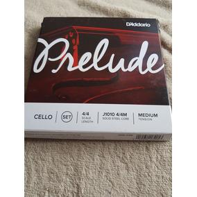 Cuerdas Para Cello 4/4 Marca D`addario Prelude En Quito