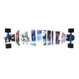 Skate Longboard Ecko Unltd. 102 X 23 Cm Maple - Abec 11