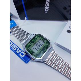 50445ca6990b Reloj Casio Verde Camuflajeado - Reloj de Pulsera en Mercado Libre ...