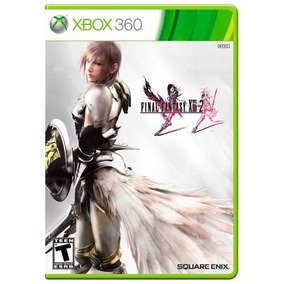 Final Fantasy Xiii-2 - Xbox 360 Mídia Física