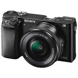 Sony Alpha A6000 (ilce6000) Con Lente 16-50mm - (ml)