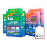 Biosept Destapa Cañerias Desagues (3 Cajas)