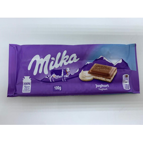 Tablete De Chocolate Joghurt 100g - Milka