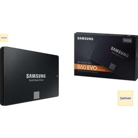 Ssd Samsung Evo 860 500 Gb V-nand