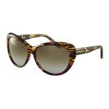 67a04f9204dd1 Óculos De Sol Marciano Guess Fashion Marrom Gm0700 6128