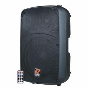 Caixa Ativa Staner Sr315a Usb Bluetooth 300w - Frete Barato