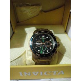 d6929c79a02 Relogio Invicta Pro Diver 0075 Com Caixa - Relógios no Mercado Livre ...