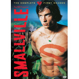 Smallville 1ª Temporada Dublado E Legendado 6 Dvds