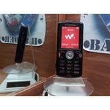 Sony Ericsson W810i Black !!!excelente !!