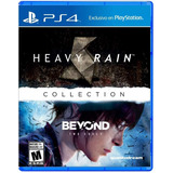 Heavy Rain And Beyond Two Souls Collection / Ps4