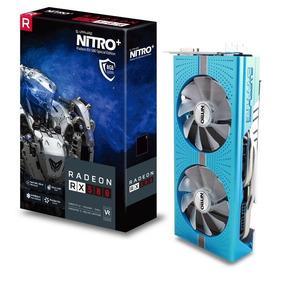 Sapphire Tarjeta De Video Pci Radeon Rx 580 8gb Nitro+ Oc