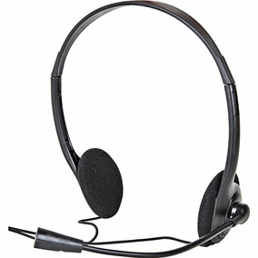 Headset Multilaser Com Microfone Ph002 Preto