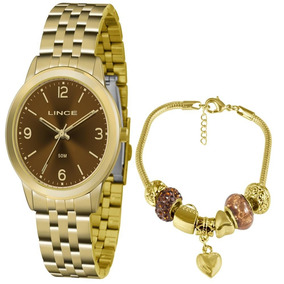 aae19f5b419 Relógio Lince Unissex no Mercado Livre Brasil