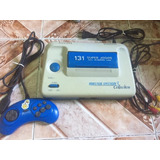 Console Master System 3 Compact 131 Jogos + Controle