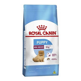 Ração Royal Canin Mini Indoor Junior Filhotes 7,5 Kg