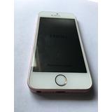 Apple Iphone Se 64 Gb Rosa Con Detalle