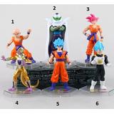 Muñecos Dragon Ball Z Super Gt Varios Modelos Goku Vegeta