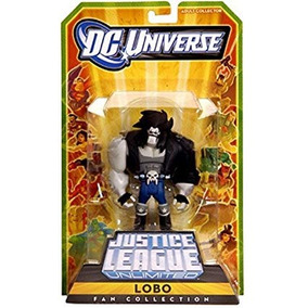 Justice League Unlimited Lobo